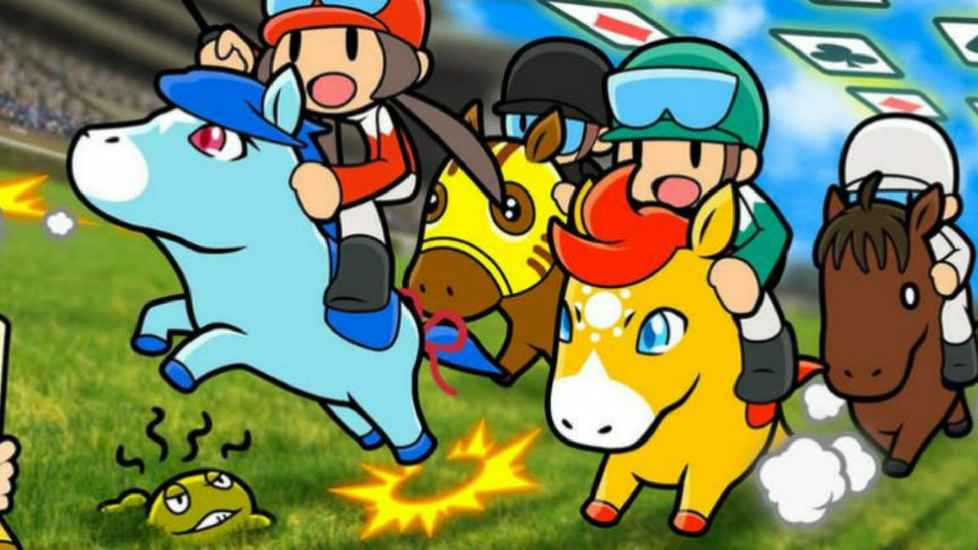 Pocket Card Jockey Nintendo 3DS Review: Let This Dark Horse Run