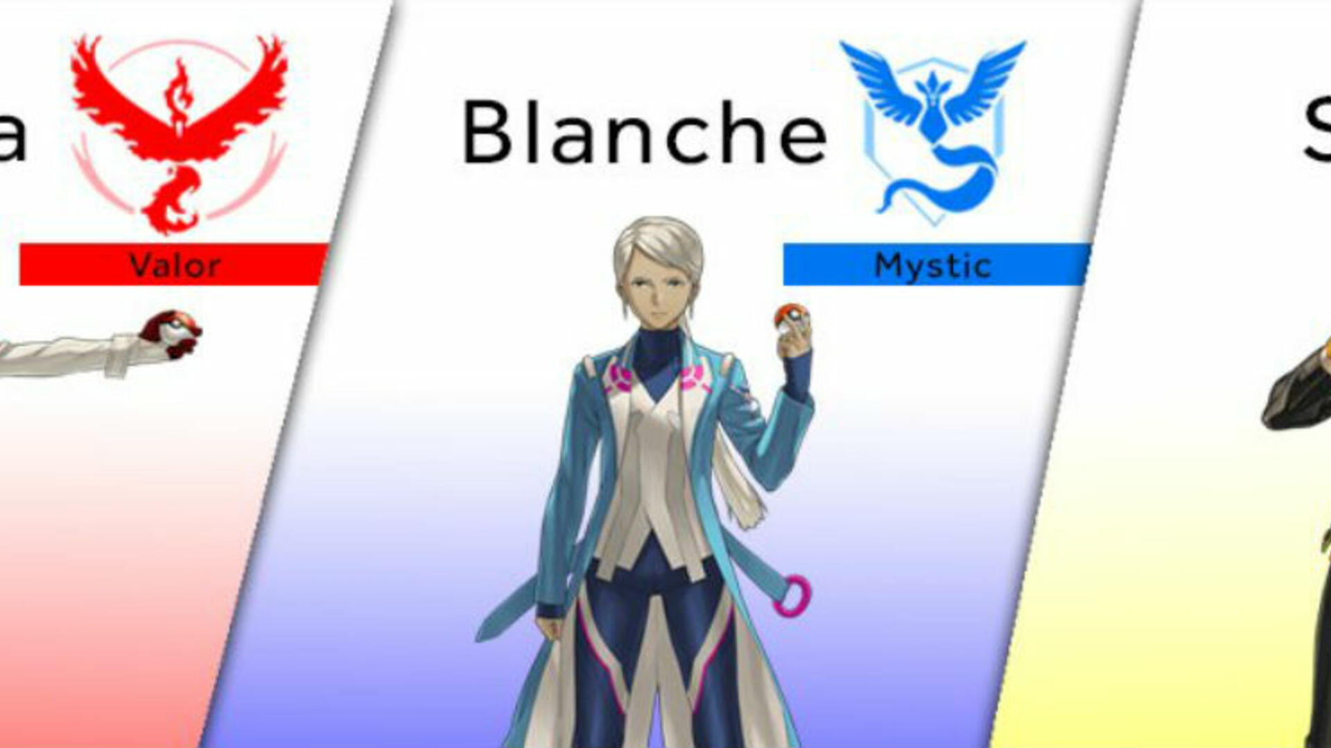 Niantic Reveals Team Leaders, Future Game Plans for Pokémon GO at Comic-Con