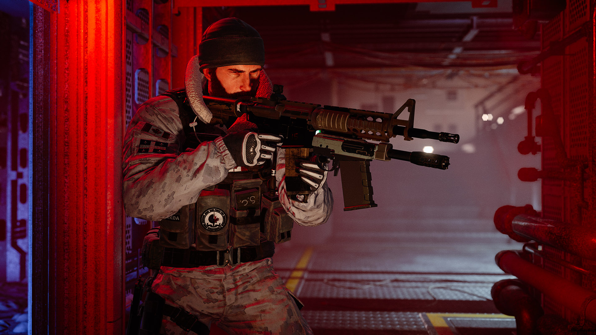 Rainbow 6 Siege: JTF2 Operator Guide - Frost and Buck | USgamer