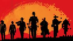 Red Dead Redemption's Curious 8-Bit Origin Story