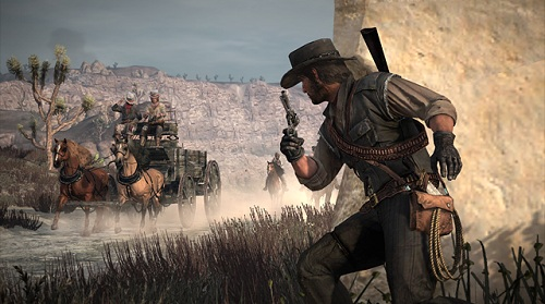 Red Dead Redemption Cheats - Free Money, Multiplayer Cheat