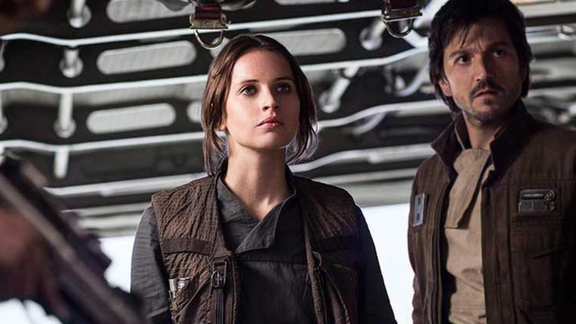 Off-Topic: Kat and Mike Discuss Star Wars: Rogue One