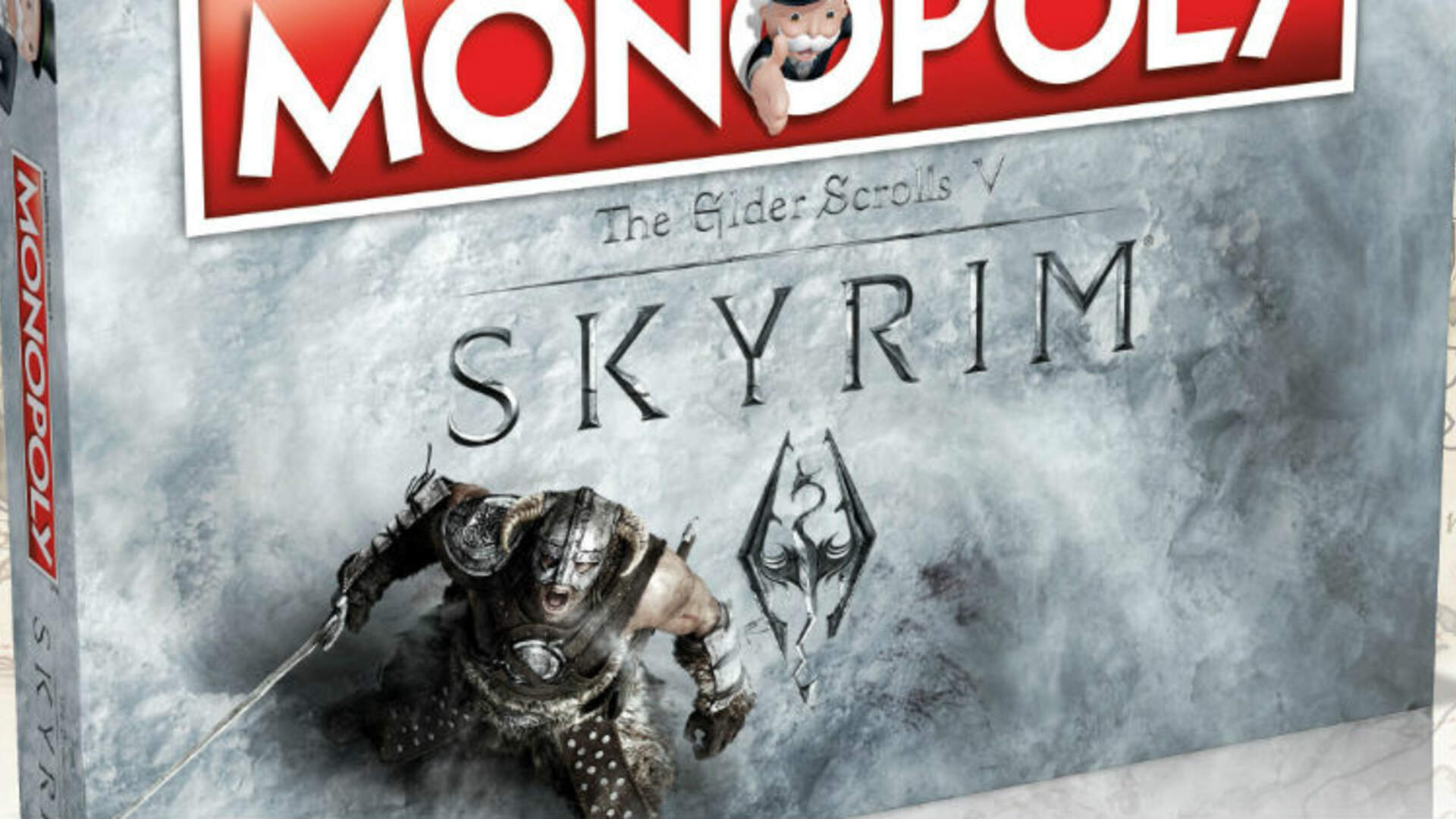 Watch This New Trailer for Skyrim Special Edition, Then Go Pre-Order Skyrim Monopoly