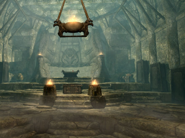 Skyrim Guide - How to Join The Companions   USgamer