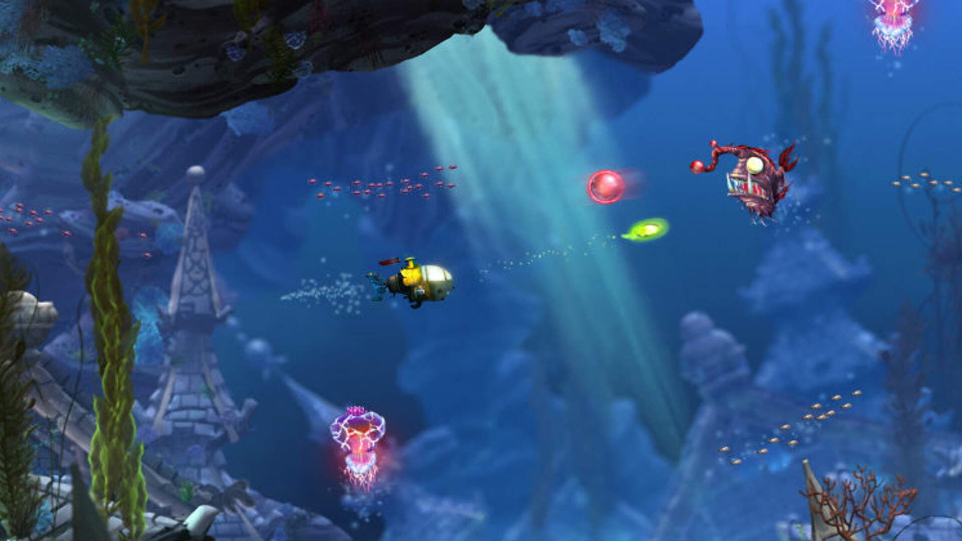 Insomniac Games' New Title, Song of the Deep, is Being Published by GameStop