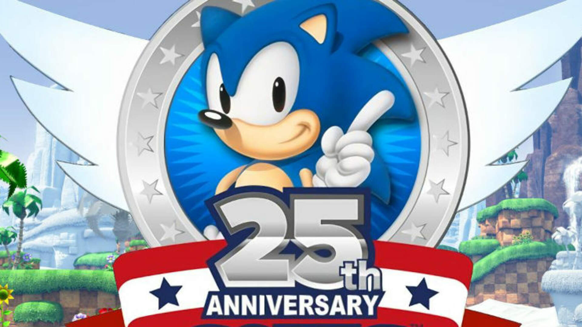 Watch Sonic the Hedgehog's 25th Anniversary Party Live Tonight at 6 PM PT