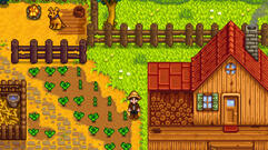 In Stardew Valley, Even Small-Town Life Has its Troubles and Scandals