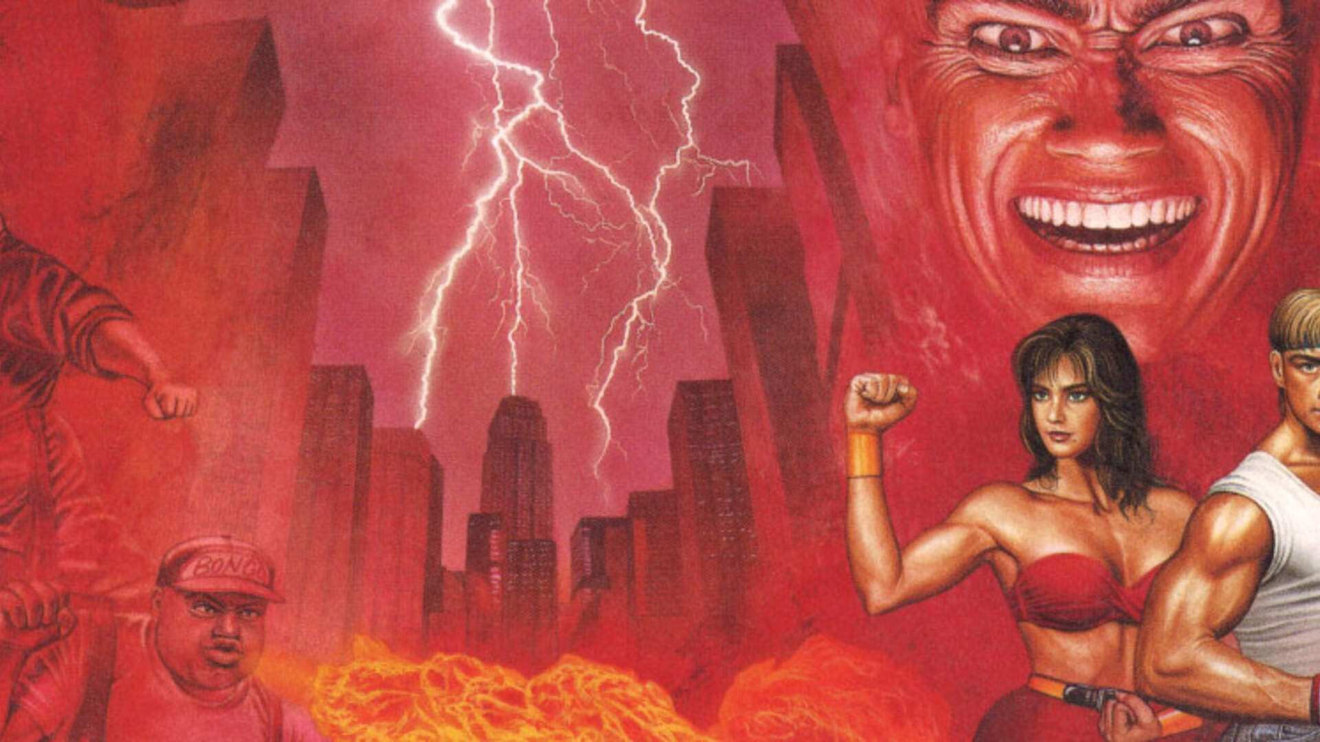 Streets Of Rage Ii 2lp Soundtrack Review In The Beat Of The Night