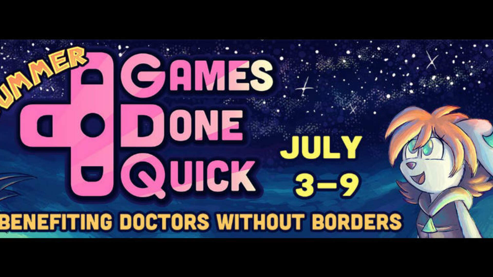 Gotta Go Fast: Summer Games Done Quick 2016 is On