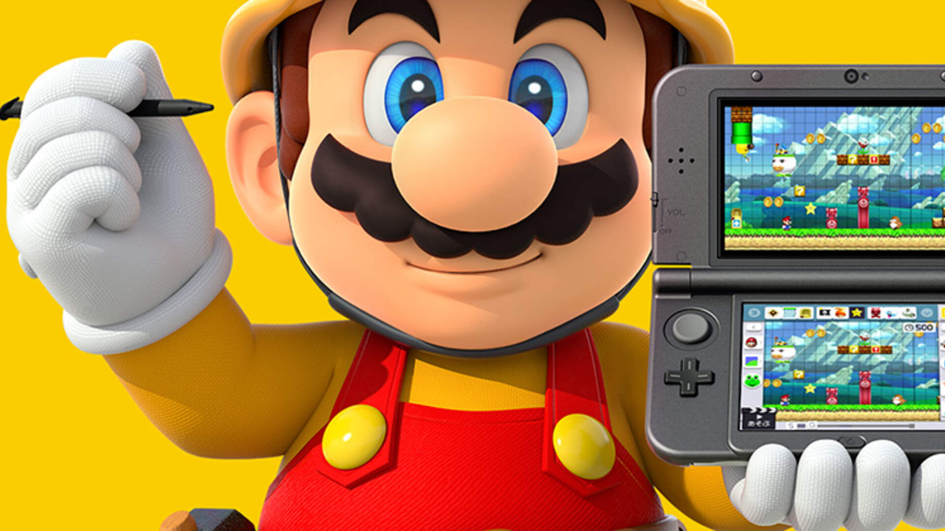 Super Mario Maker for 3DS Review: The Fine Art of Overcompensating