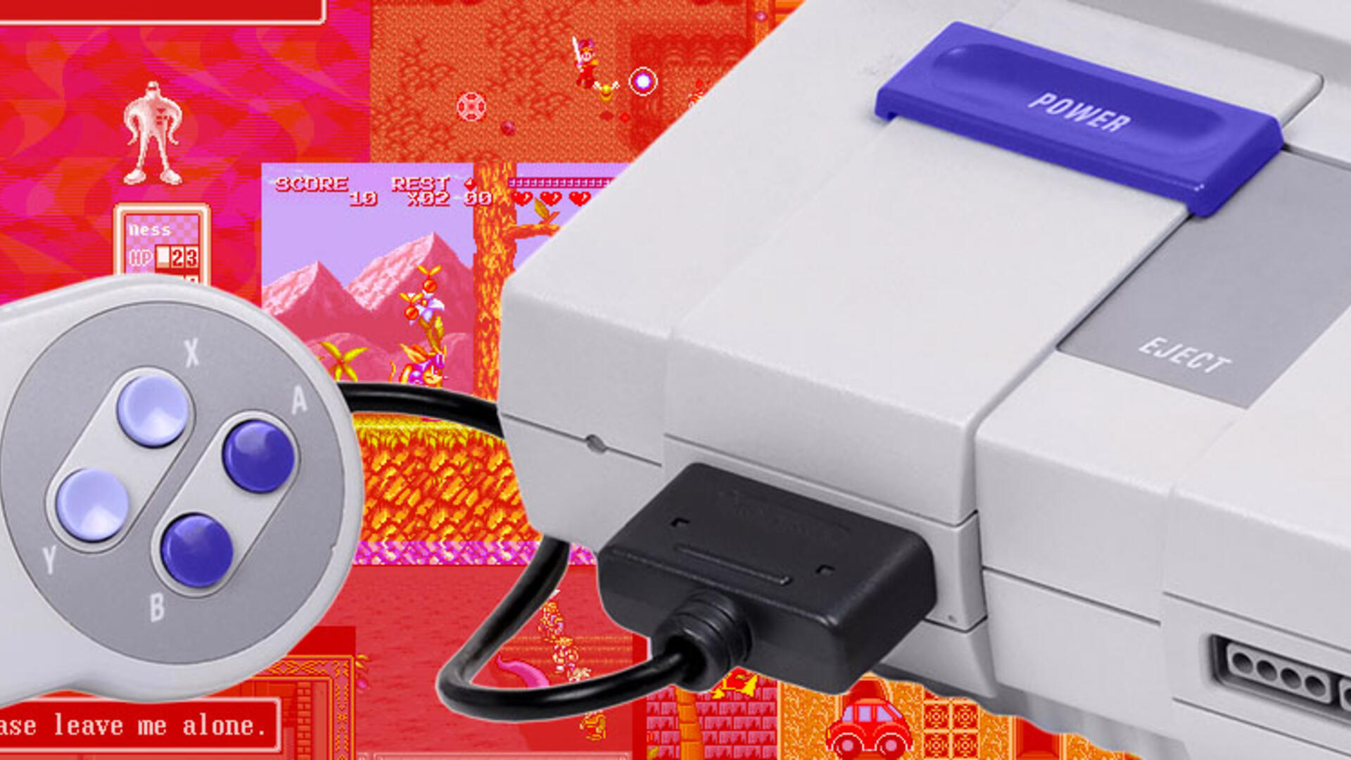 Join Us for an Afternoon of SNES Classic Streaming!