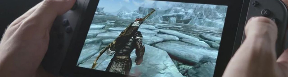 Skyrim on the Switch: No Mod Support