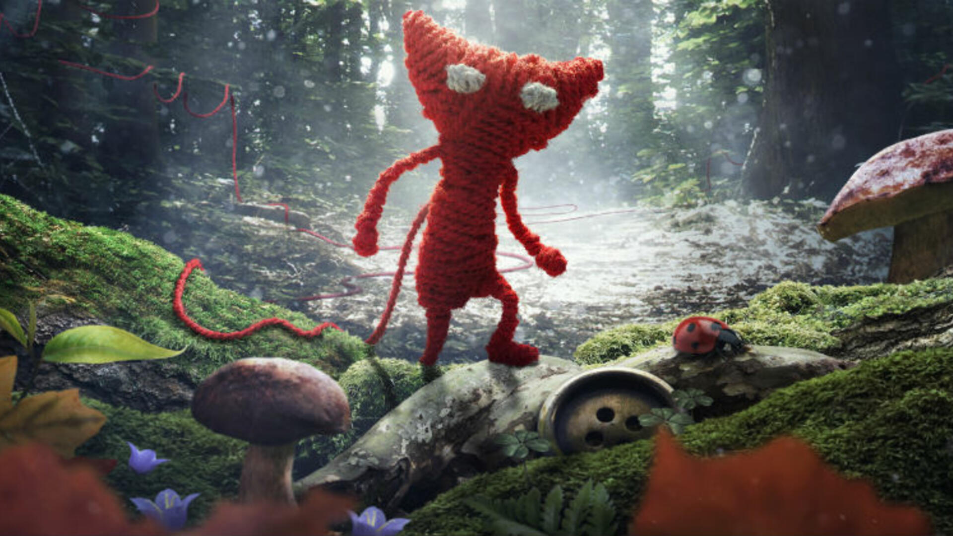 Unravel PlayStation 4 Review: A Real Yarn