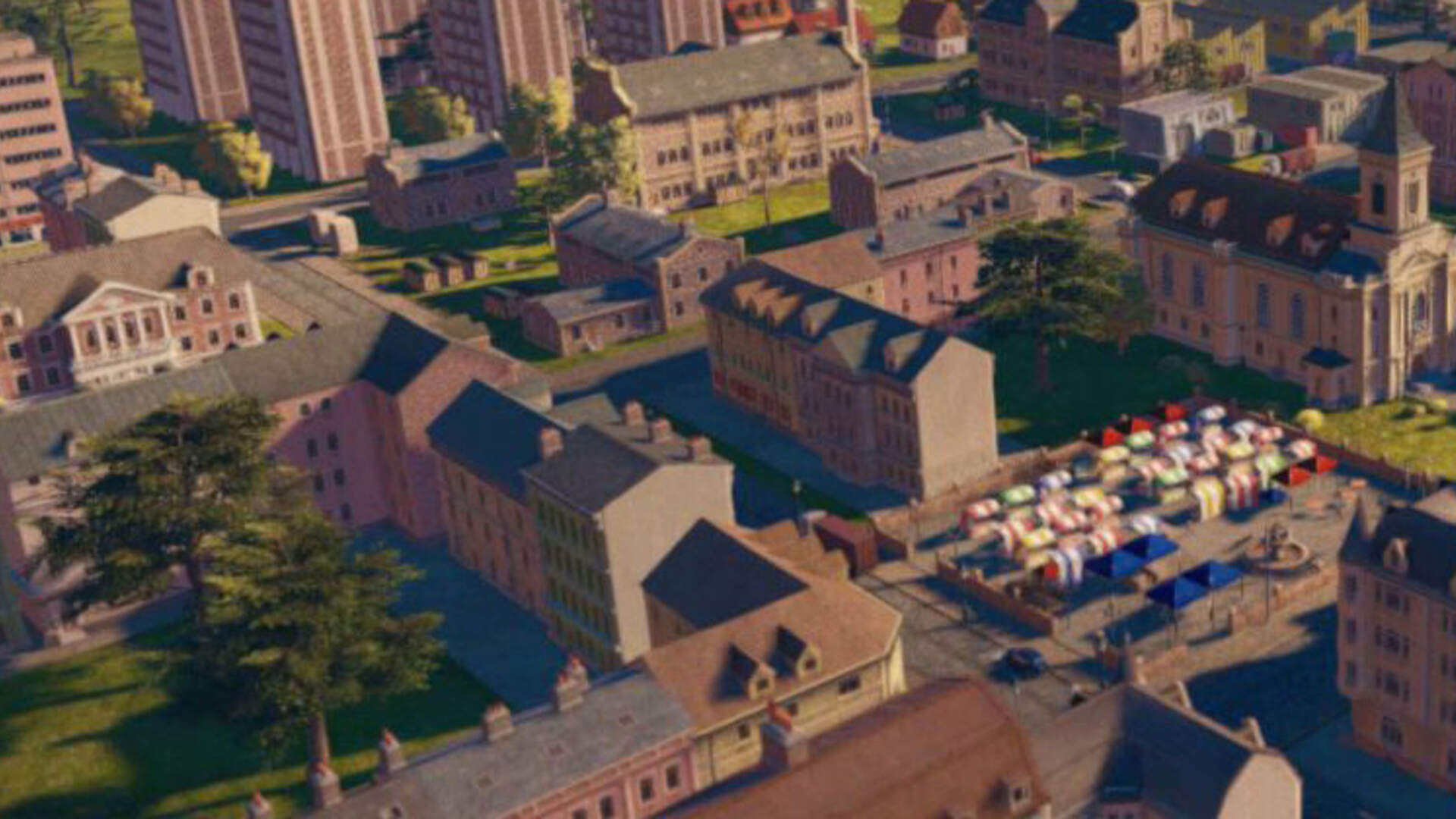 Urban Empire's Cutthroat Politics Offer an Interesting Twist in the City Building Genre