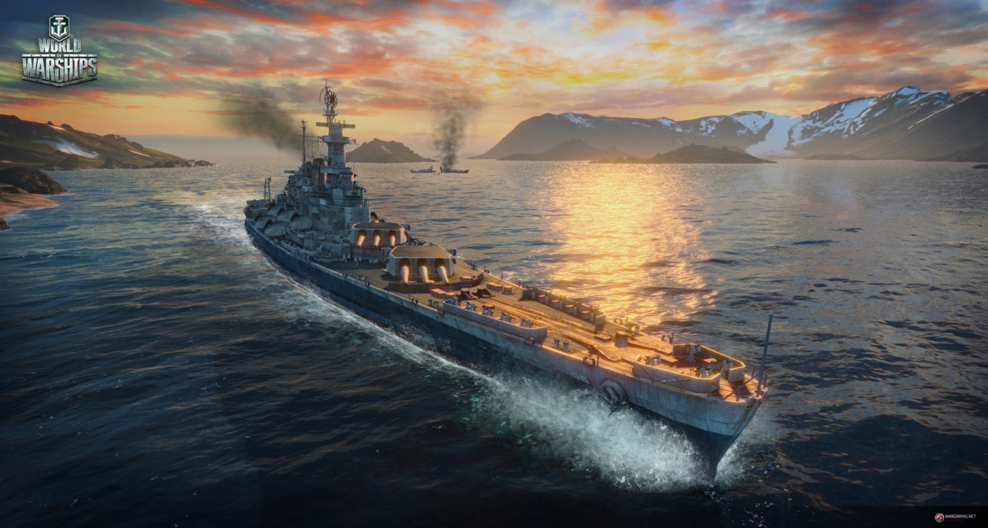 world of warships download slow