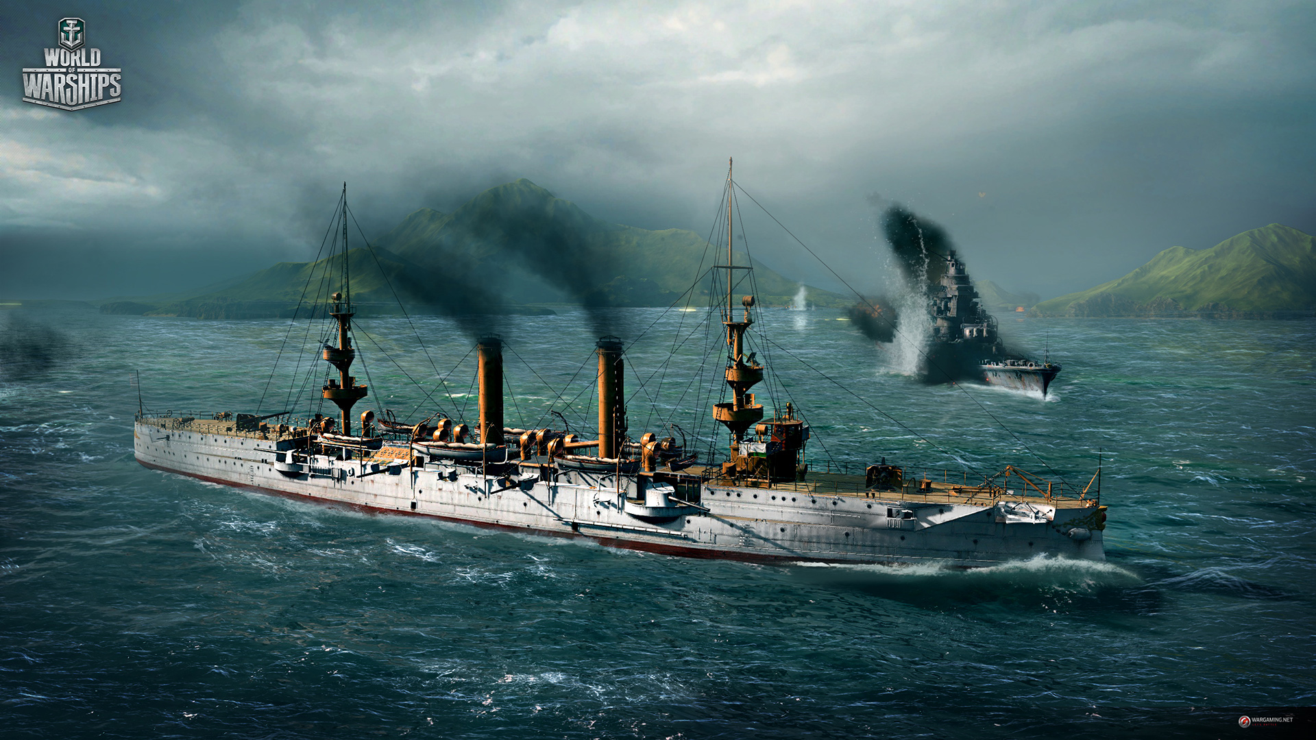 World of Warships - Commander Skills Guide | USgamer