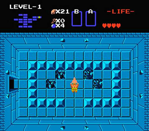 The Legend of Zelda and The Legend of Zelda II NES Classic