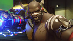 USgamer Streams Overwatch's Doomfist [YouTubed!]