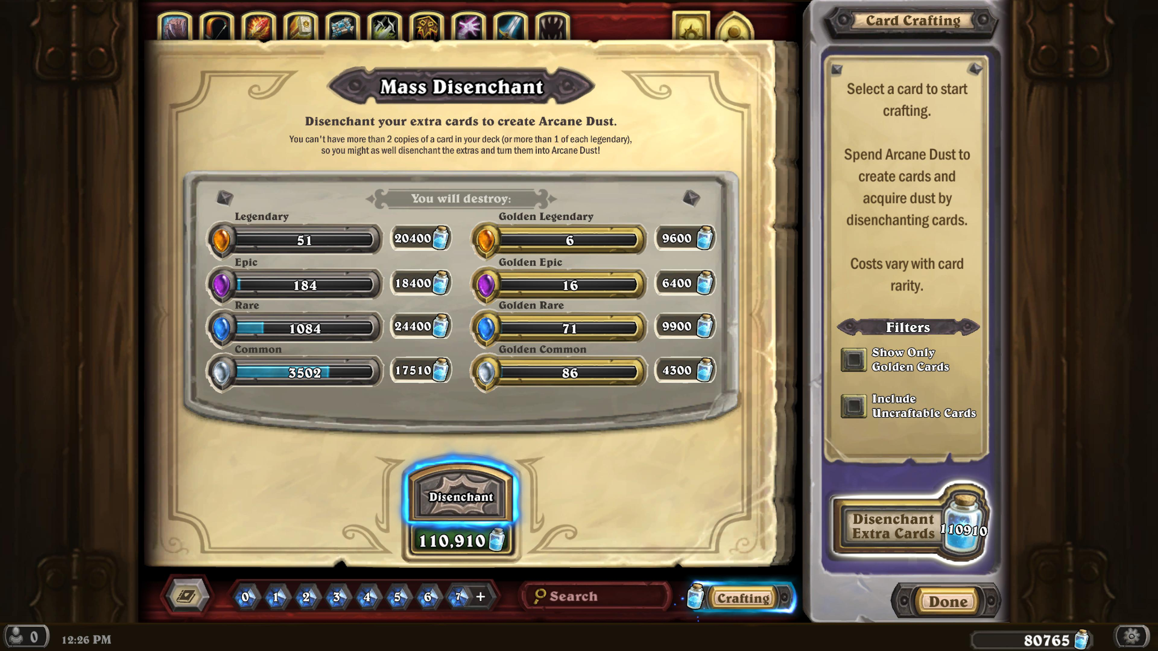 how to get a hearthstone golden pack