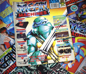 Mean Machines magazine