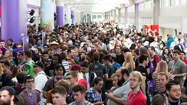 TwitchCon 2016, held in San Diego. (Photo Credit: Twitch)