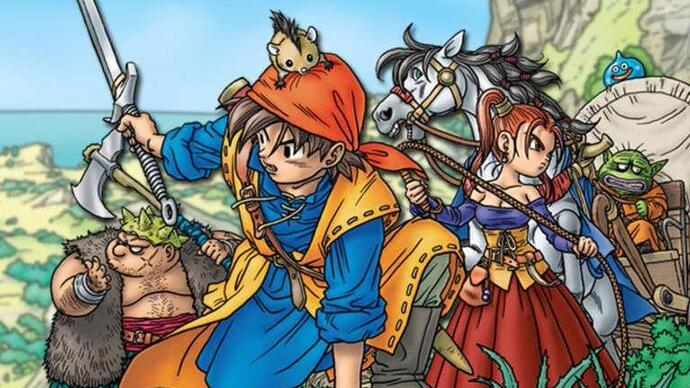 Dragon Quest 8: Journey of the Cursed King 3DSreview