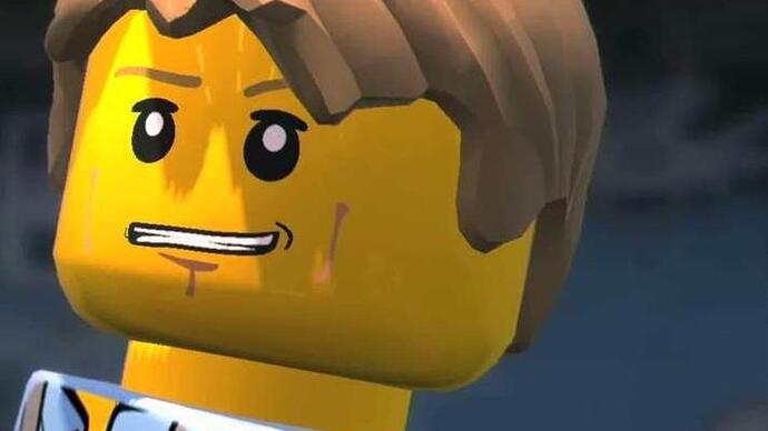 Lego City Undercover re-release gets firsttrailer