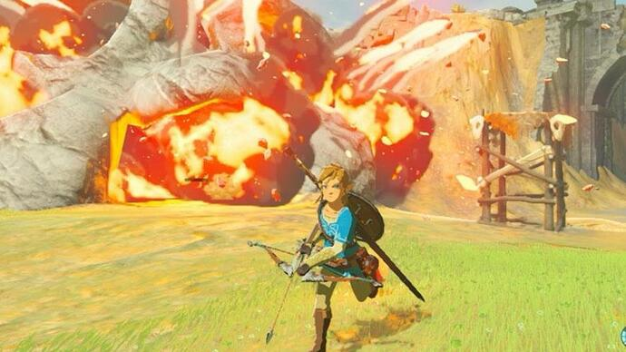 Zelda: Breath of the Wild will launch with Nintendo Switch