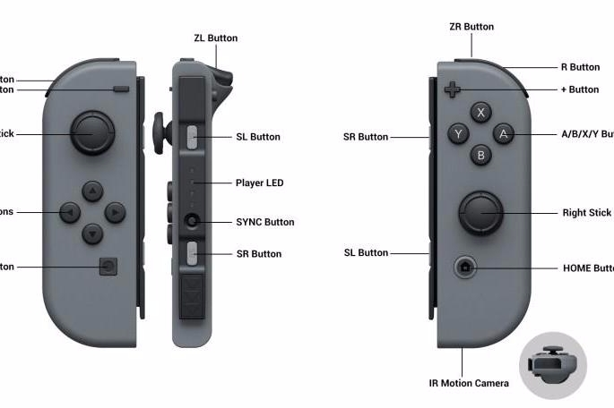 A pair of Nintendo Switch Joy-con controllers costs £75 ...