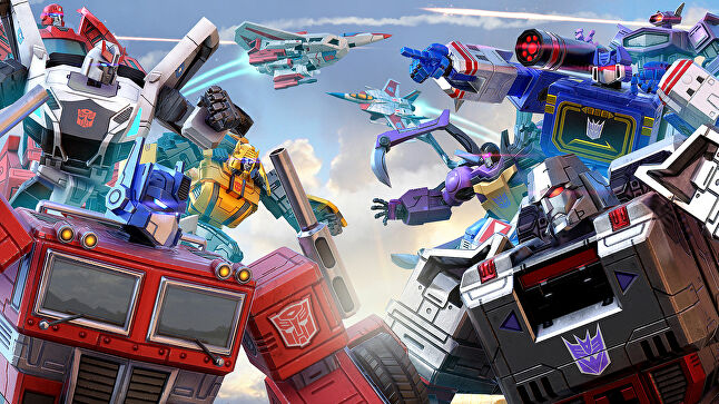 Space Ape planned for a year's worth of Transformers: Earth Wars content - but that doesn't mean they built a year's worth before launch