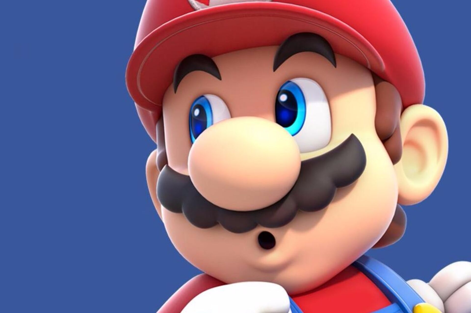 Did Nintendo download a Mario ROM and sell it back to us