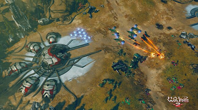 Halo Wars 2 is Creative Assembly UK's first console RTS