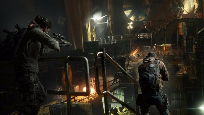 The Division's next big expansion is coming to PS4 and Xbox One at the sametime