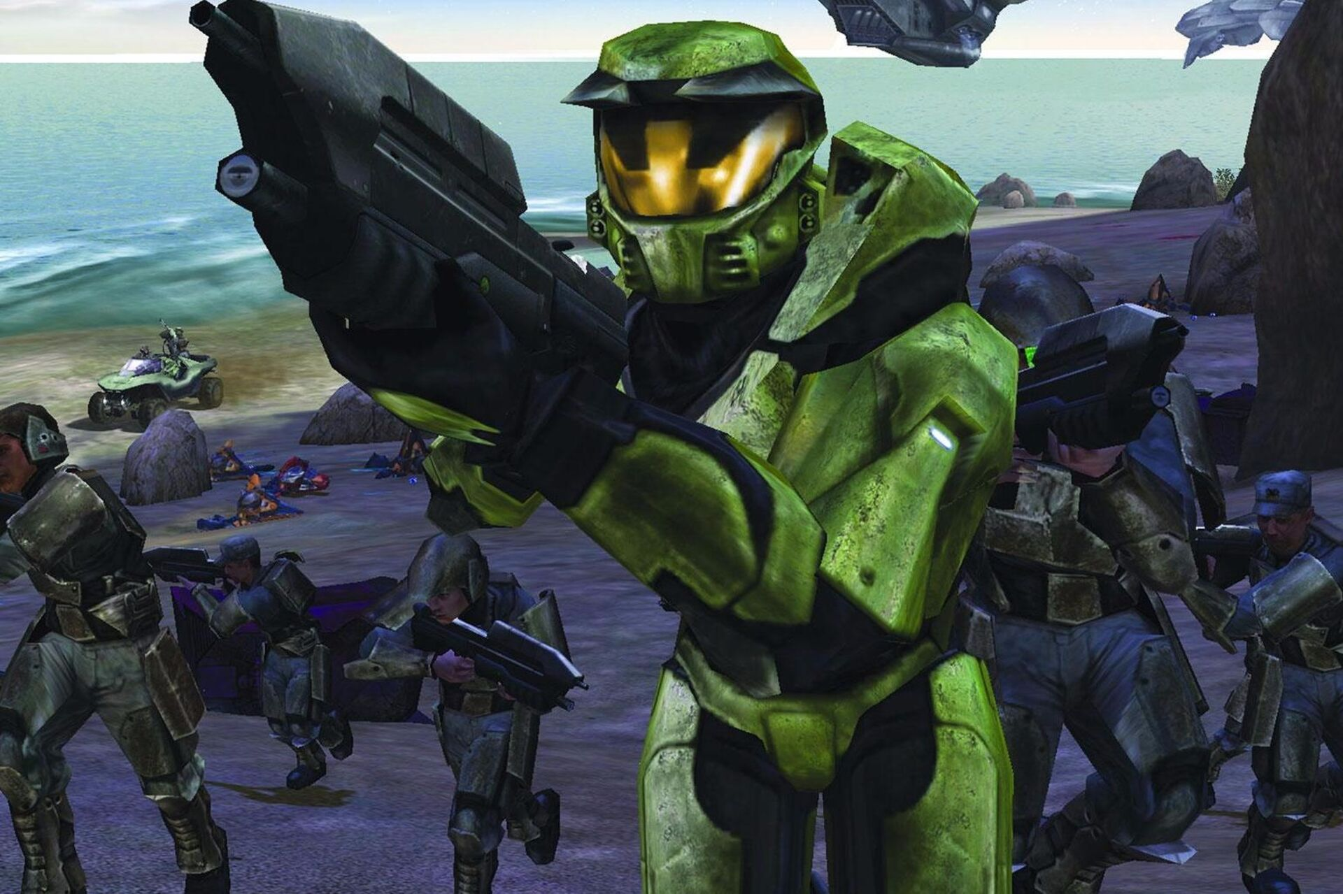DF Retro: Halo - the console shooter that changed everything