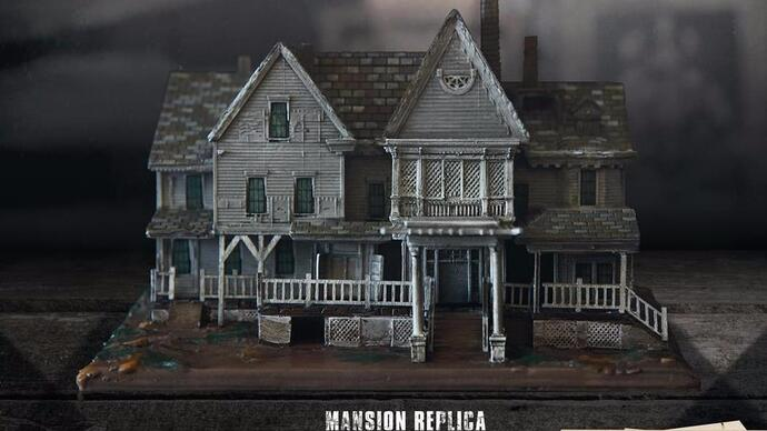 GAME cancels Resident Evil 7 Collector's Edition orders due to broken Baker Mansionstatues