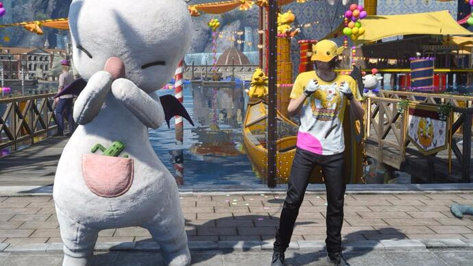 Final Fantasy 15's new update is dumb, shallow and kind of brilliant