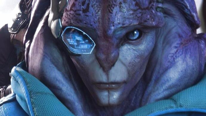Mass Effect Andromeda trailer showcases new aliens, anothersquadmate