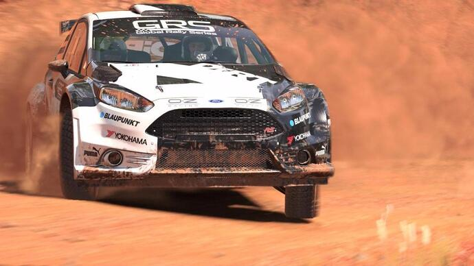 Dirt 4 announced, and it's out this year
