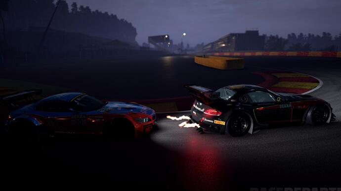 GTR 3 confirmed, coming to consoles and PC next year