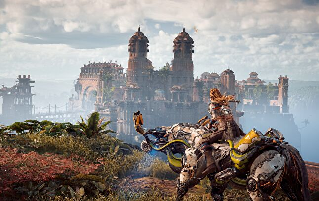Horizon: Zero Dawn will receive a major marketing push, say Sony