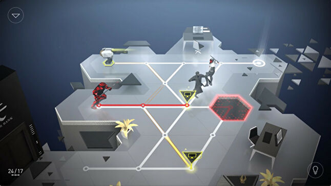 Deus Ex Go is the third example of Square Enix Montreal taking a console franchise and distilling its core elements to a mobile-appropriate experience