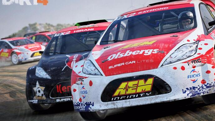 Watch: Dirt 4 gameplay reveals what's new in Dirt 4