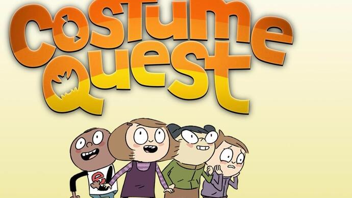 Costume Quest TV series to launch on Amazon in2018