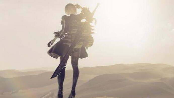 29 minutes of new Nier: Automata gameplay reveals moose-riding, exploration and more