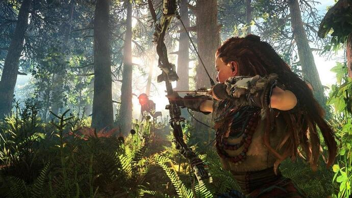 Day one patch voor Horizon Zero Dawn verbetert framerate
