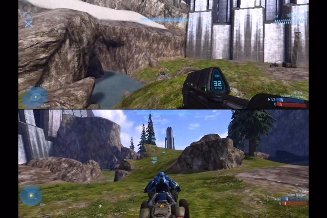 Halo pc split screen mod | Any possible way to play gmod in