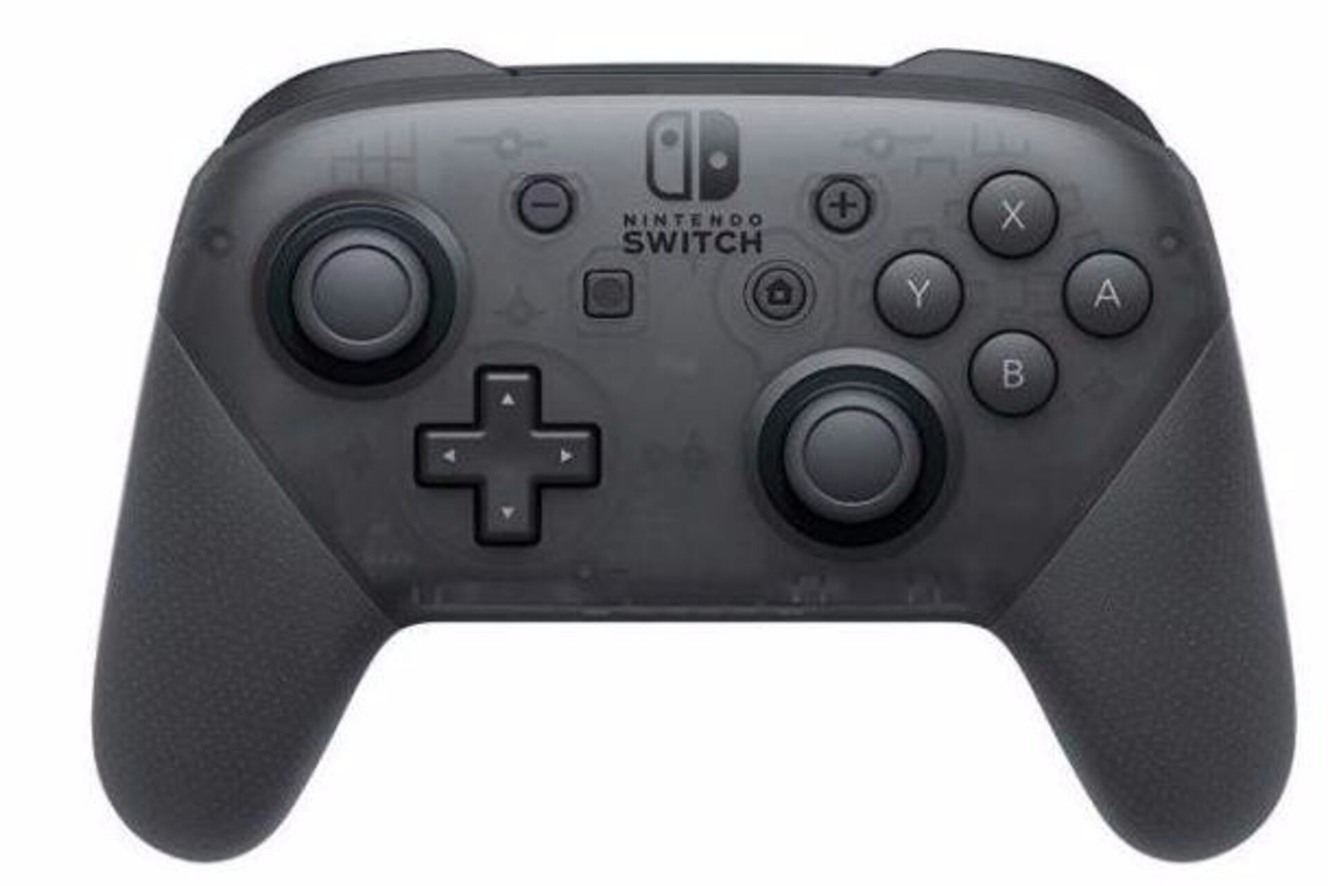 Nintendo Switch Pro Controller shown working on PC
