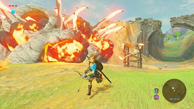 Zelda: Breath of the Wild is being lauded as the best in the series' long history