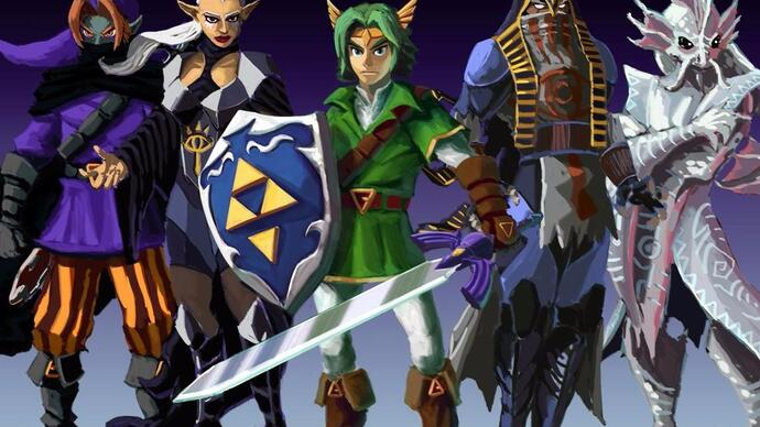 Reviving Ocarina of Time's long-lost Ura expansion