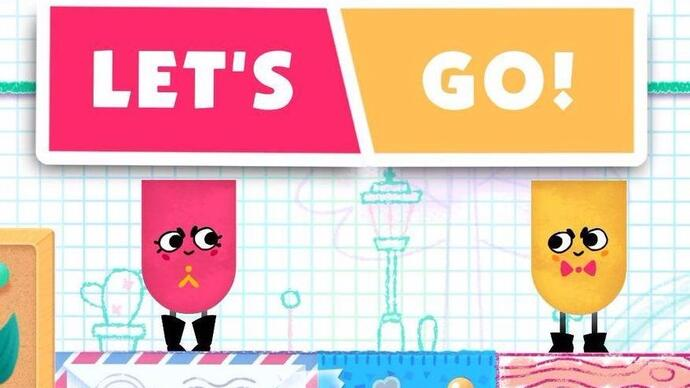 Snipperclips review - Geknipt voor deSwitch